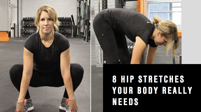 Yikes Leg Day!! 8 Hip Stretches Your Body ReallyNeeds