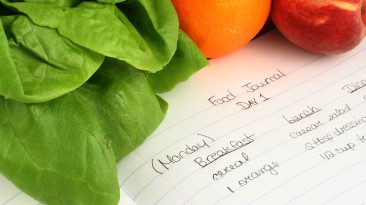 Food Journal Veggie