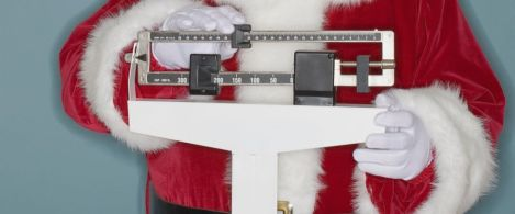 Santa weight